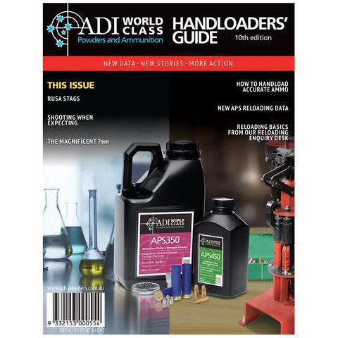 ADI Handloaders' Guide 10th Edition