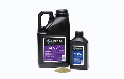 ADI Sporting Powder APS650 (500g)