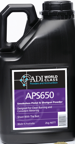 ADI Sporting Powder APS650 (2kg)