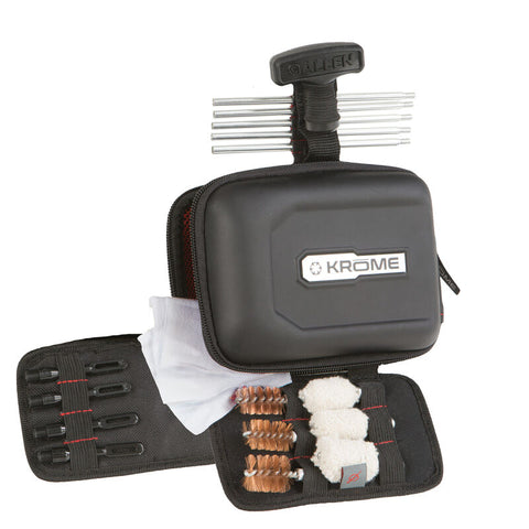 Allen Krome Compact Shotgun Cleaning Kit for .410, 20 and 12 Gauge (70974)