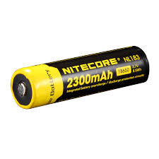 Nitecore 2300mAh 3.7V Rechargeable Battery