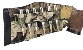 Allen Camo Rifle Stock Cover (6 Loop) - RN