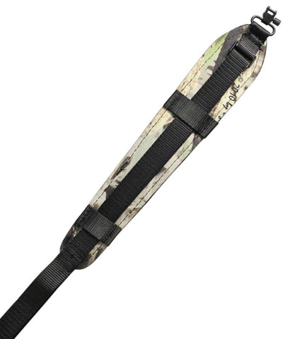 Pro-Tactical Max Hunter Panther Gun Sling Camo Fleece With Quick Detach Swivel