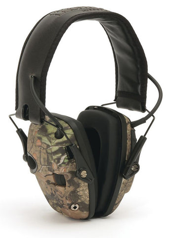 Howard Leight Impact Sport Earmuffs Mossy Oak