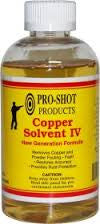 Pro-Shot Copper Bore Cleaning Solvent IV (8oz)