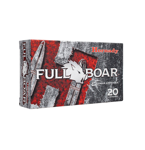 Hornady Full Boar Ammunition 300 Blackout 110 Grain GMX (20pk)