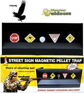 Osprey Resetting Magnetic Pellet Trap Street Signs
