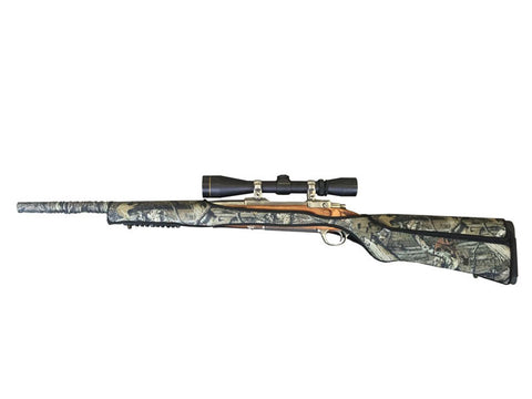 NeoGard Neoprene Bolt Action Rifle Protector / Firearm Guard CAMO Varmint Model - Medium to Large
