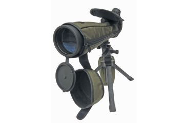 Sun Optics Big Horn Hunter 20-60X80 Spotting Scope with Tripod