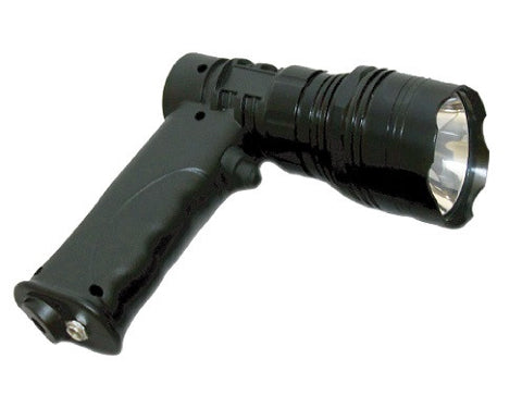 Pro-Tactical Max Lume Hand Held Spotlight Slim Line 10w Cree Led