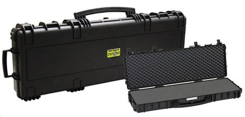 Pro-Tactical Max Guard Cyclone 119 x 41.5 x 16cm Rifle Hard Plastic Case Black (PTHRC001)