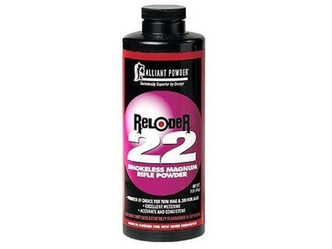 Alliant Powder Reloder 22 1 LB