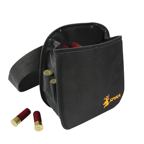Spika Double Shot Shell Pouch with Adjustable Belt
