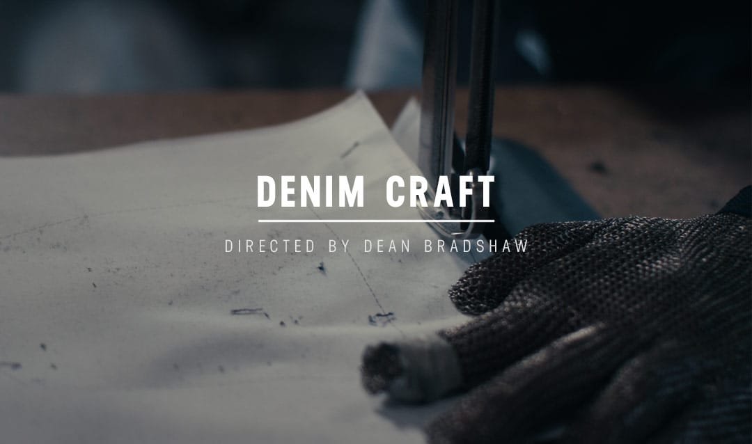 Cohen and Sons Denim Craft Video