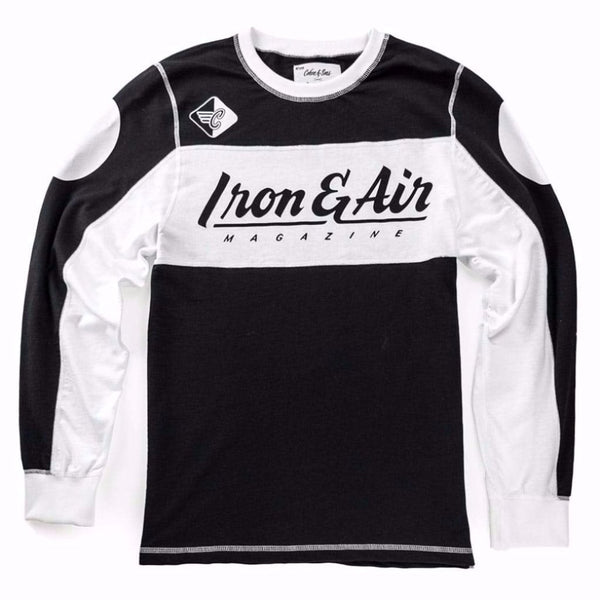 Iron & Air X Cohen & Sons Moto Jersey