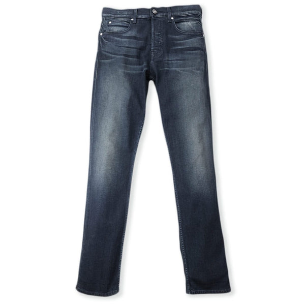 Mens Bullit Slim Straight Stretch Denim