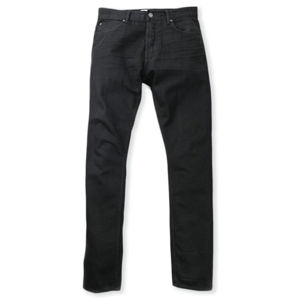 Cafe Slim - Black Denim Jeans