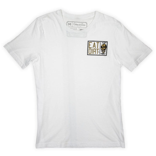 Eat Dirt - Mens Graphic Tee