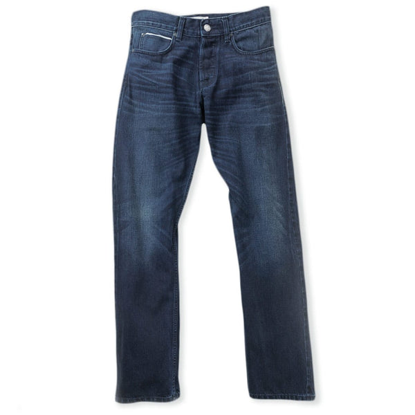 Phoenix Blue Enzyme Wash - 13oz White Selvedge Denim