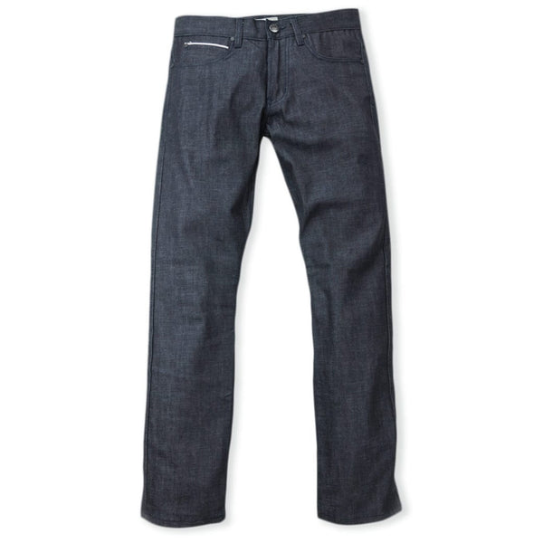 Flagship Indigo Slim Straight - 13oz Raw Selvedge Denim