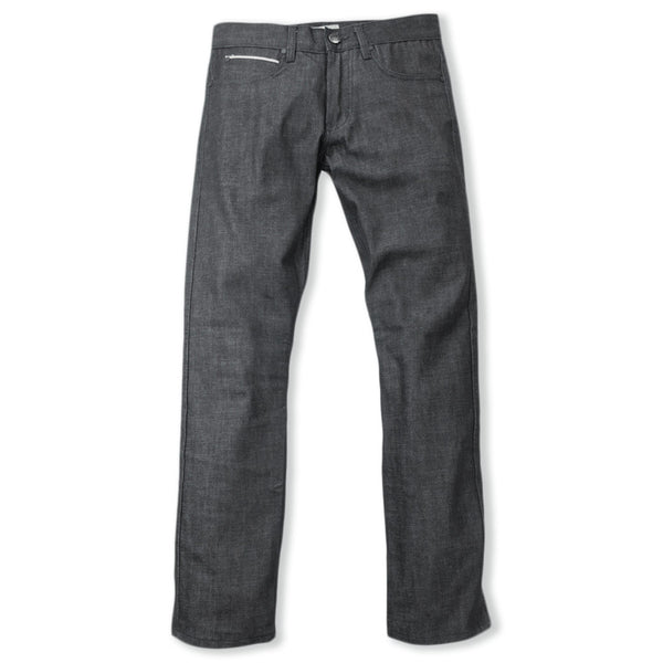 Flyweight Stretch Straight - 12oz Red Selvedge Denim