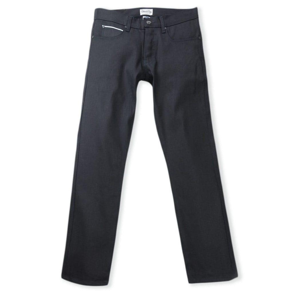 Cohen & Sons - Sanforized White Selvedge Denim