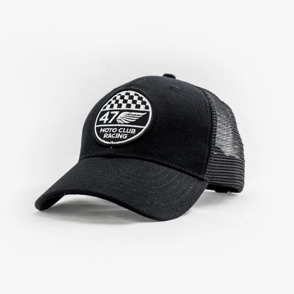 Moto Club Rally Trucker Cap