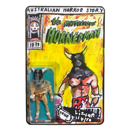 HORNED MAN ACTION FIGURE