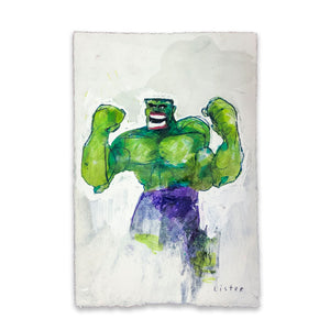 HULK RAGE ON PHONE CALL