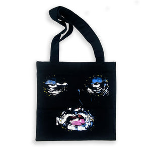 buy anthony LISTER street face balaclava tote bag unique art 2020