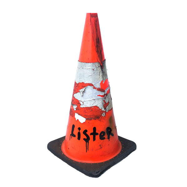 Lister™ Authentic Street Traffic Cone