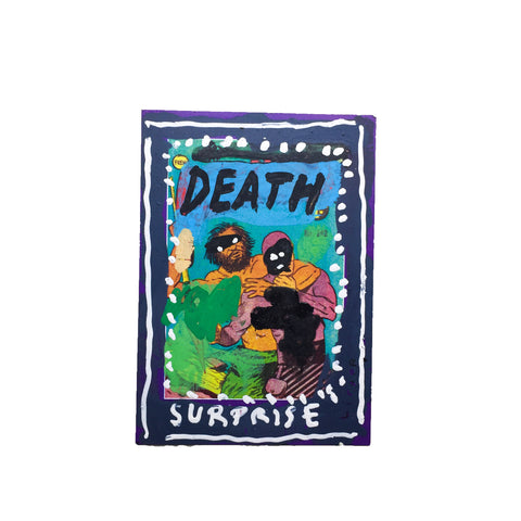 TARROW CARD - DEATH SURPRISE