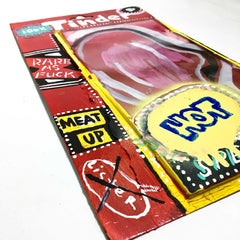 'THE MEAT UP SPECIAL' Unique and Signed