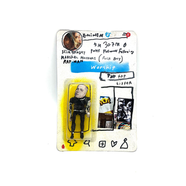 Lister™ Eminem - Instagram Action Figure