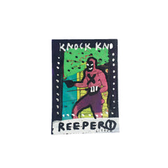 TARROW CARD - KNOCK KNO REEPER