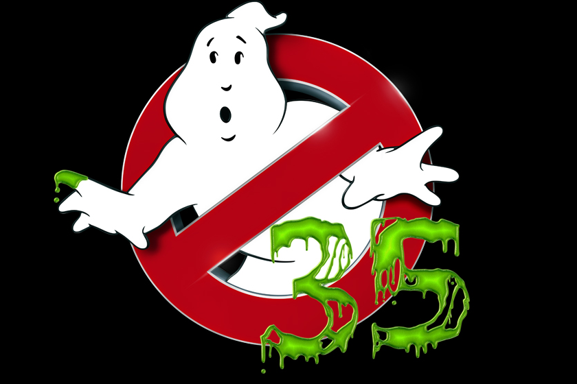 WHO YA GONNA CALL? 35 YEARS OF GHOSTBUSTERS