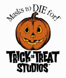 Misfits The Fiend Red Version Halloween Mask by Trick or Treat Studios - Collectors Row Inc.