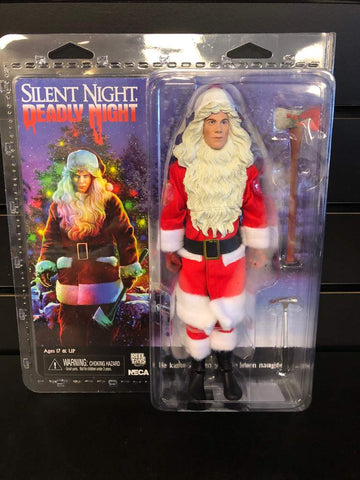 "NECA - Silent Night, Deadly Night - 8"" Clothed Figure - Billy - Collectors Row Inc."