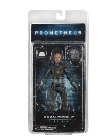 "NECA Fifeld Prometheus 7"" Deluxe Series 4 the Lost Wave Action Figure - Collectors Row Inc."