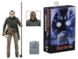 NECA Friday The 13th Ultimate Part 6 Jason Action Figure - Collectors Row Inc.