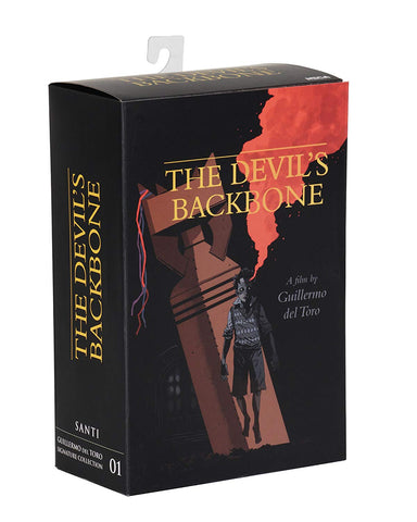 "NECA - Guillermo Del Toro Signature Collection – 7"" Scale Action Figure – Santi (The Devil's Backbone) - Collectors Row Inc."