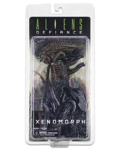 "NECA Aliens - 7"" scale action figure series 11 - Defiance Alien - Collectors Row Inc."