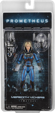 "NECA Prometheus 7"" Deluxe Series 4 the Lost Wave Vickers Action Figure - Collectors Row Inc."