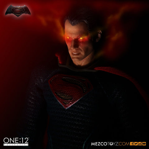 Mezco Superman One:12 Collective BVS Dawn of Justice - Collectors Row Inc.