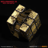Mezco Pinhead Cube Hellraiser III: Hell on Earth Lament Configuration Puzzle - Collectors Row Inc.
