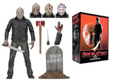 "Friday the 13th - 7"" Scale Action Figure - Ultimate Part 5 ""Dream Sequence"" Jason - Collectors Row Inc."