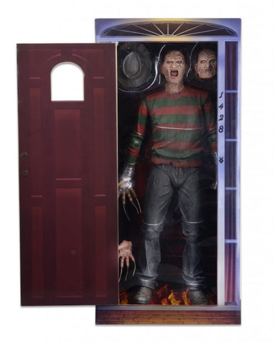 NECA Nightmare on Elm Street 2 Freddy Revenge 1/4 Scale Action Figure - Collectors Row Inc.
