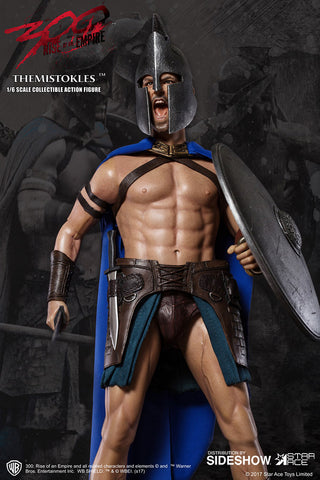300 Rise of an Empire General Themistokles 1/6 Scale Figure by Star Ace Toys - Collectors Row Inc.