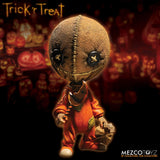 "Mezco Toyz Stylized Trick r' Treat Sam 6"" Action Figure - Collectors Row Inc."