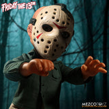 MEZCO Mega Jason FRIDAY THE 13TH with Sound Feature - Collectors Row Inc.